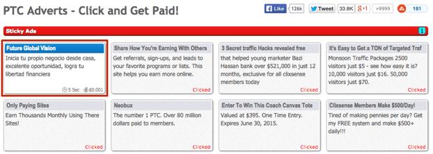 best ptc sites unlimited ads | IDEAS ONLINE
